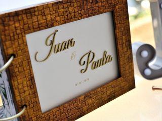 El matrimonio de Paula y Juan 3