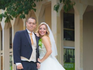 El matrimonio de Eva y Alexander