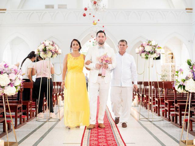 El matrimonio de Camilo y Laura en Villavicencio, Meta 9