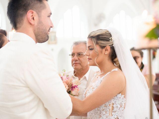 El matrimonio de Camilo y Laura en Villavicencio, Meta 10
