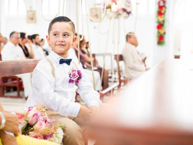 El matrimonio de Camilo y Laura en Villavicencio, Meta 12