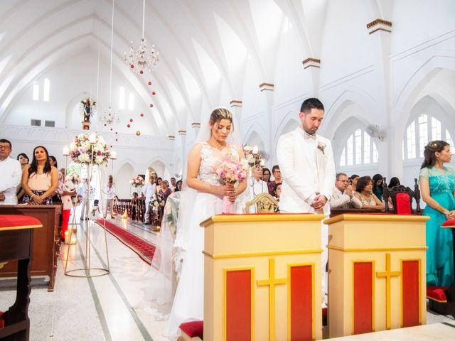 El matrimonio de Camilo y Laura en Villavicencio, Meta 13