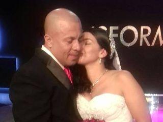 El matrimonio de Leidy  y Luis 2