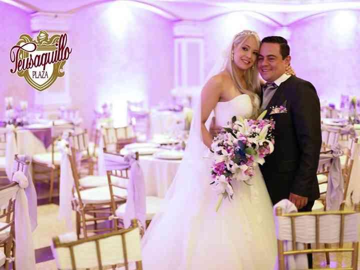 El matrimonio de Liliana  y Diego