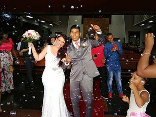 El matrimonio de Keila Johanna  y Juan Carlos 1