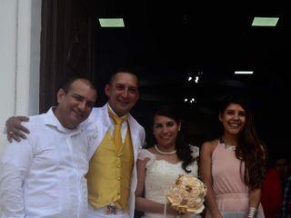 El matrimonio de Marcela y Jeffer 1