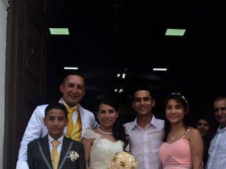 El matrimonio de Marcela y Jeffer 2