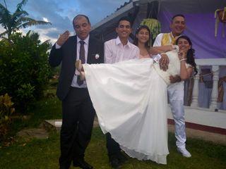 El matrimonio de Marcela y Jeffer 3
