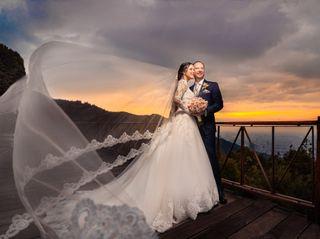 El matrimonio de Priscilla y Geovanny