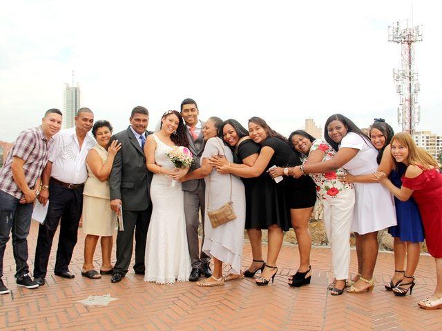 El matrimonio de Juan Carlos y Keila Johanna  en Cali, Valle del Cauca 10