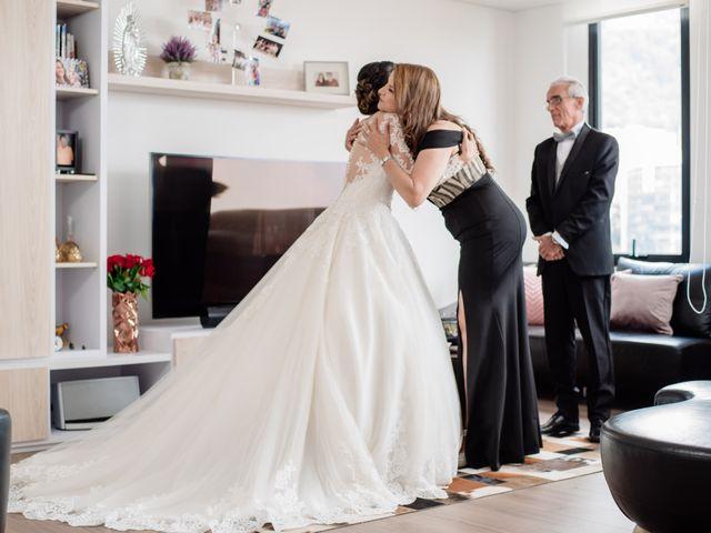 El matrimonio de Geovanny y Priscilla en Bogotá, Bogotá DC 13