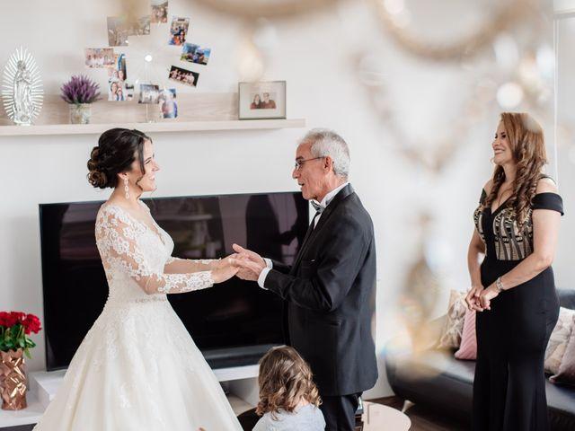 El matrimonio de Geovanny y Priscilla en Bogotá, Bogotá DC 14