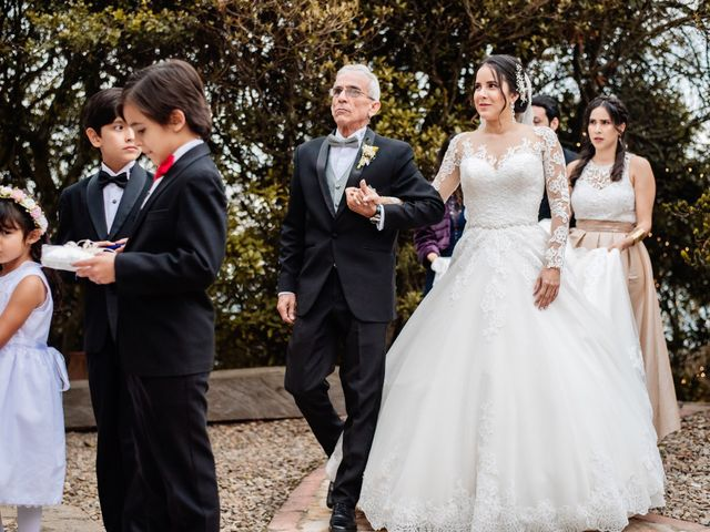 El matrimonio de Geovanny y Priscilla en Bogotá, Bogotá DC 31