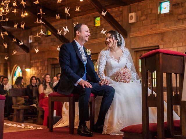 El matrimonio de Geovanny y Priscilla en Bogotá, Bogotá DC 55