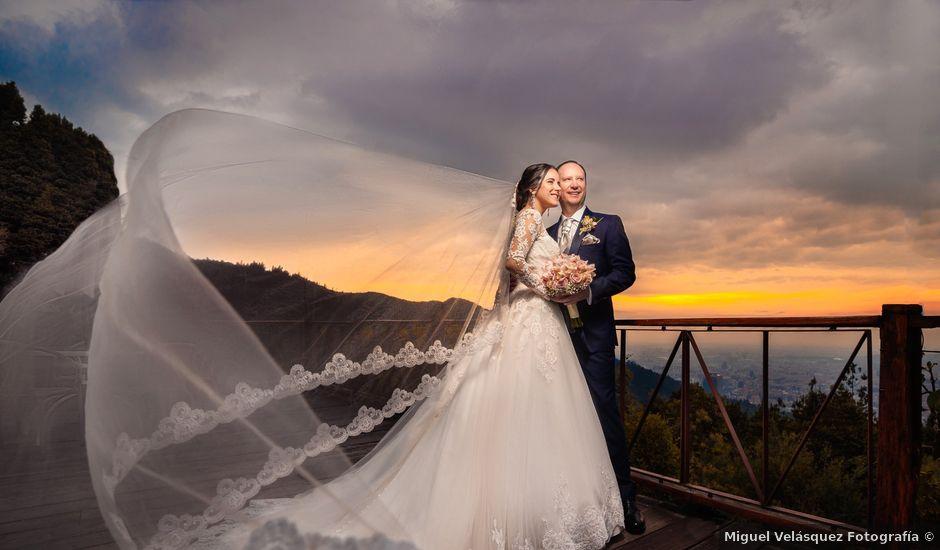 El matrimonio de Geovanny y Priscilla en Bogotá, Bogotá DC