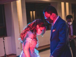 El matrimonio de Jimena y Camilo 1