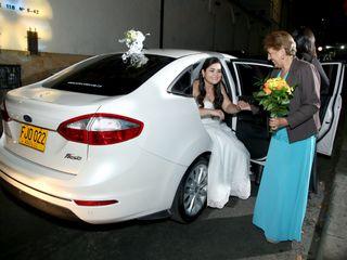 El matrimonio de Johanna y Lina 1