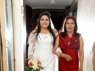 El matrimonio de Johanna y Lina 3