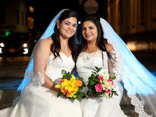 El matrimonio de Johanna y Lina
