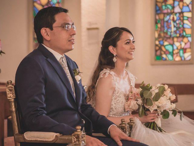 El matrimonio de Jimena y Camilo