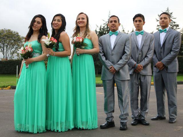 El matrimonio de Julian  y Nancy en Bogotá, Bogotá DC 29