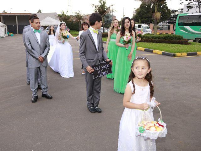 El matrimonio de Julian  y Nancy en Bogotá, Bogotá DC 34