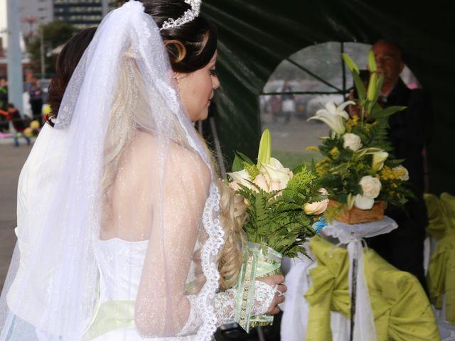 El matrimonio de Julian  y Nancy en Bogotá, Bogotá DC 37