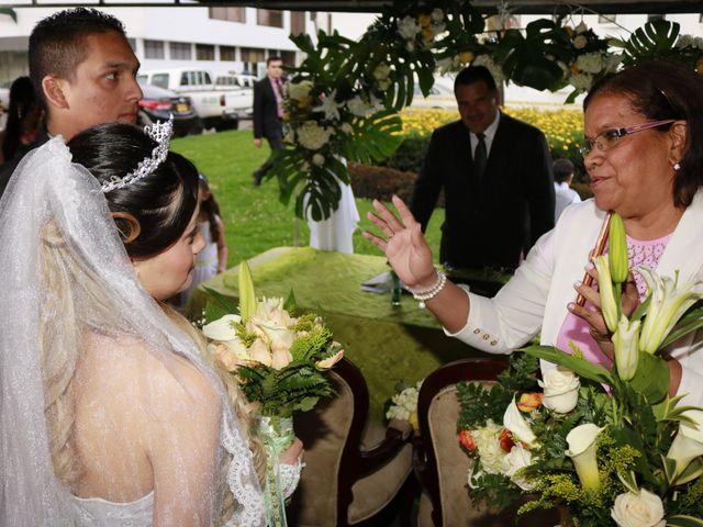 El matrimonio de Julian  y Nancy en Bogotá, Bogotá DC 38