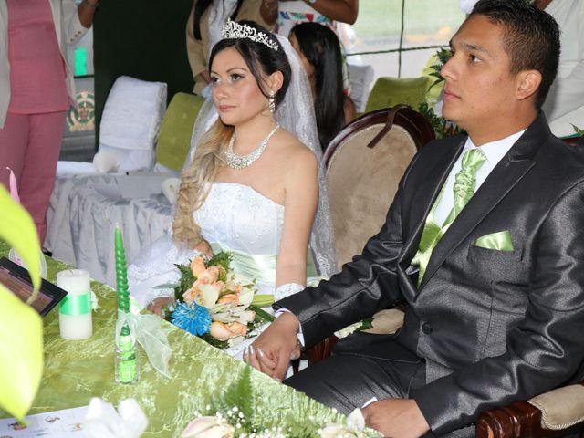El matrimonio de Julian  y Nancy en Bogotá, Bogotá DC 40