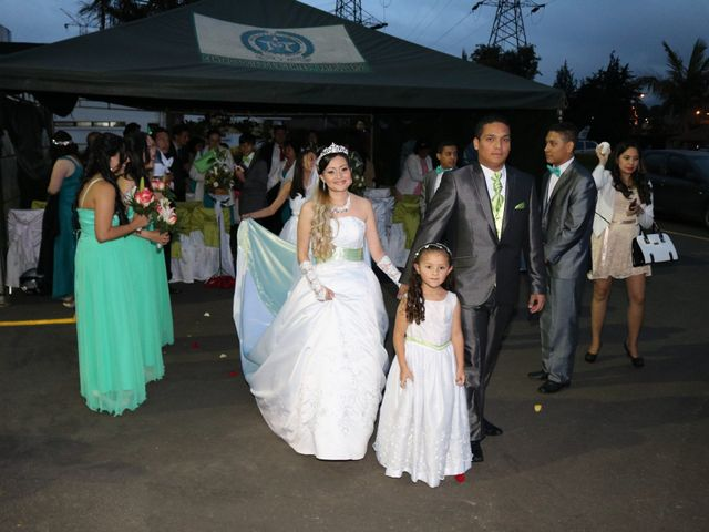 El matrimonio de Julian  y Nancy en Bogotá, Bogotá DC 54