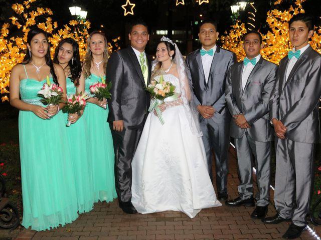 El matrimonio de Julian  y Nancy en Bogotá, Bogotá DC 65