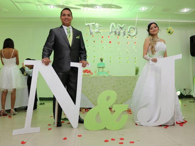 El matrimonio de Julian  y Nancy en Bogotá, Bogotá DC 81