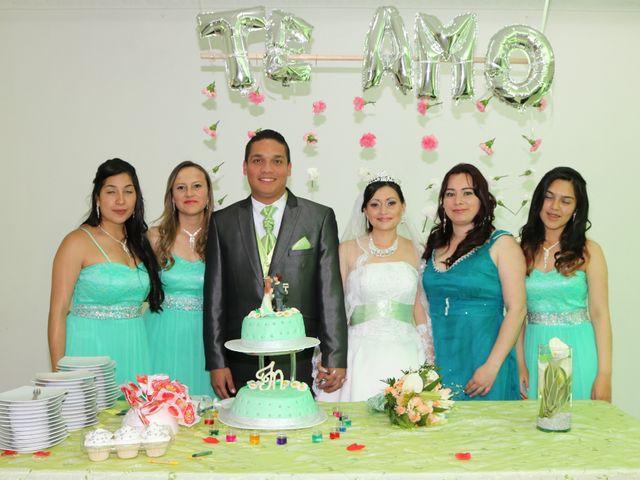 El matrimonio de Julian  y Nancy en Bogotá, Bogotá DC 93