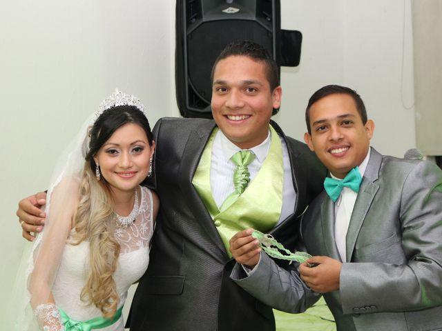 El matrimonio de Julian  y Nancy en Bogotá, Bogotá DC 100