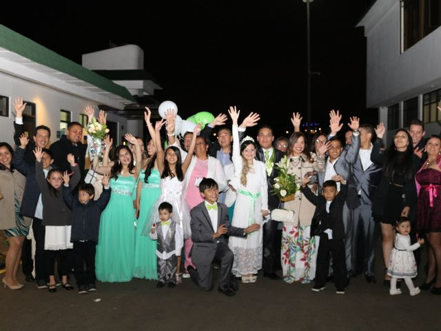 El matrimonio de Julian  y Nancy en Bogotá, Bogotá DC 104