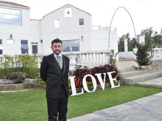 El matrimonio de Sandra y Felipe 1