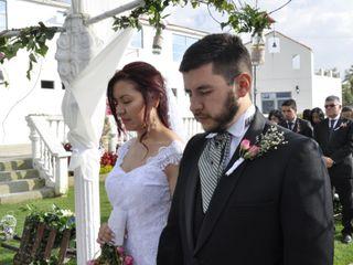 El matrimonio de Sandra y Felipe 2