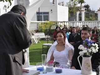 El matrimonio de Sandra y Felipe 3
