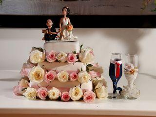 El matrimonio de Giselle y Javier 1