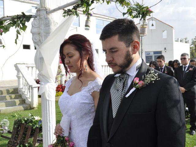 El matrimonio de Felipe y Sandra en Chía, Cundinamarca 2
