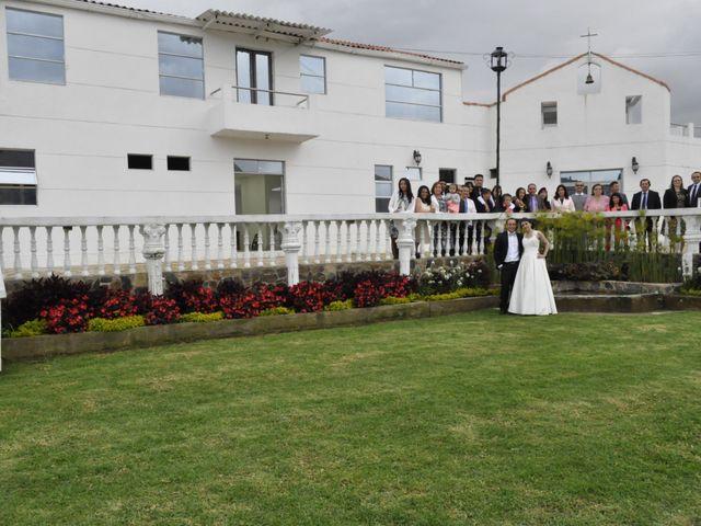 El matrimonio de Felipe y Sandra en Chía, Cundinamarca 4