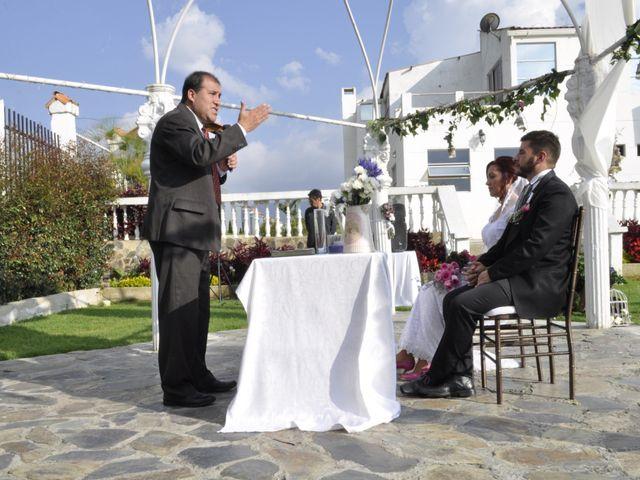 El matrimonio de Felipe y Sandra en Chía, Cundinamarca 5