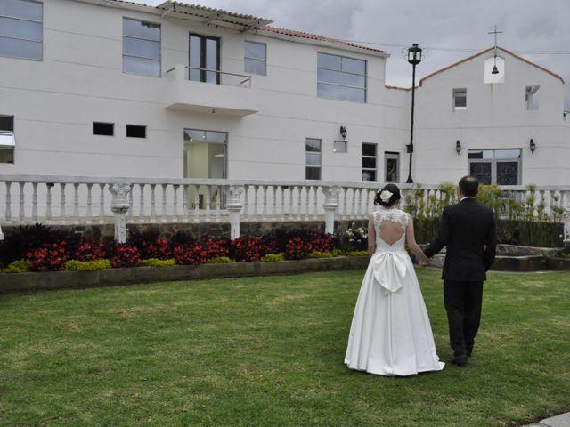 El matrimonio de Felipe y Sandra en Chía, Cundinamarca 8