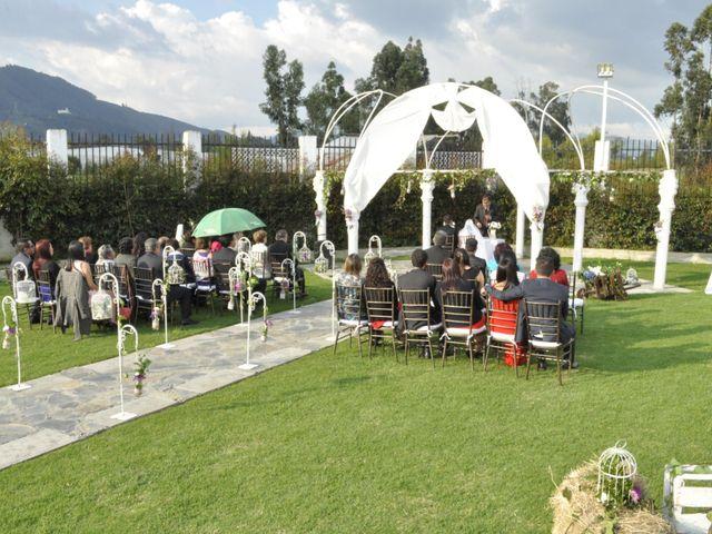 El matrimonio de Felipe y Sandra en Chía, Cundinamarca 9