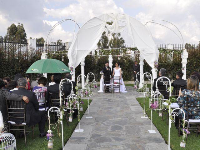 El matrimonio de Felipe y Sandra en Chía, Cundinamarca 16