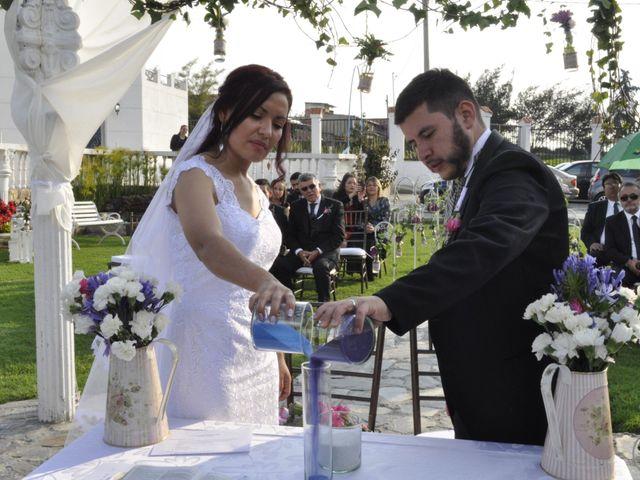 El matrimonio de Felipe y Sandra en Chía, Cundinamarca 17