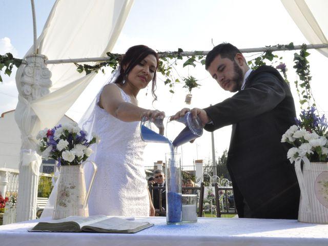 El matrimonio de Felipe y Sandra en Chía, Cundinamarca 18