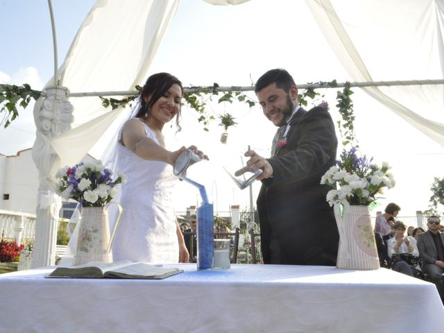 El matrimonio de Felipe y Sandra en Chía, Cundinamarca 19