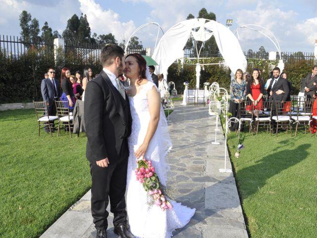 El matrimonio de Felipe y Sandra en Chía, Cundinamarca 20