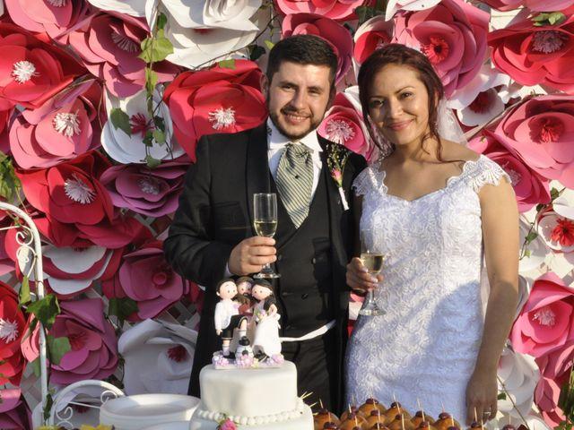 El matrimonio de Felipe y Sandra en Chía, Cundinamarca 26